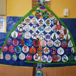 El árbol de los deseos de Navidad por los ODS