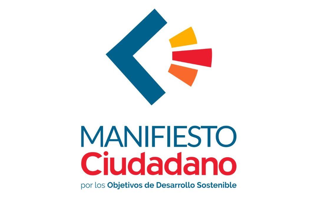 Pongo mi huella por el Planeta: yo firmo el Manifiesto Ciudadano por los ODS
