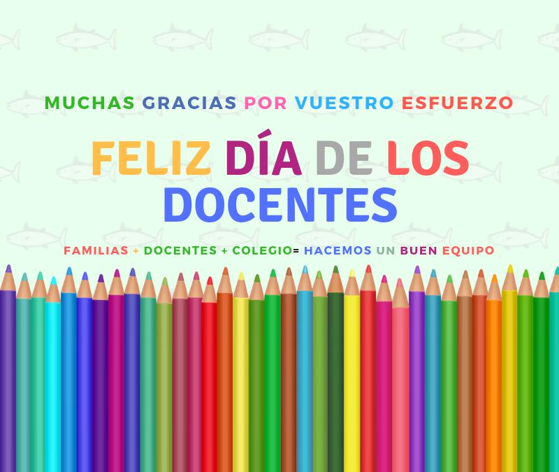 Día Mundial de los Docentes