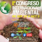 I Congreso Internacional Ambiental «Construyendo el Camino hacia la Sostenibilidad»
